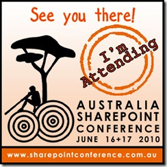 Australian SharePoint Conference